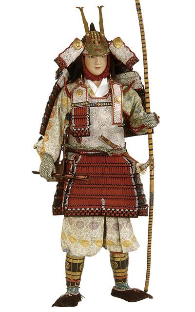 式正の鎧・大鎧 | 日本服飾史