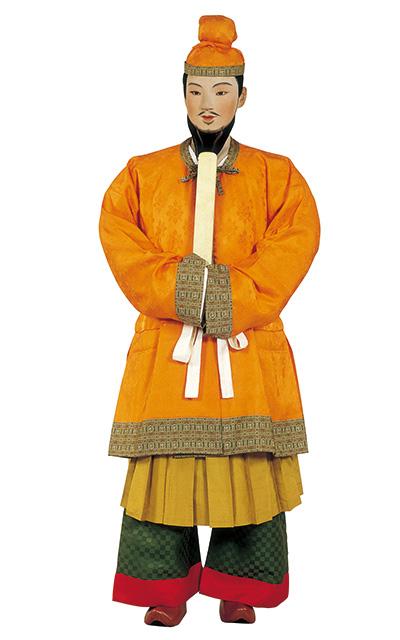 飛鳥時代 | 日本服飾史